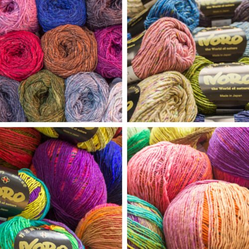 New Spring Yarns From Noro