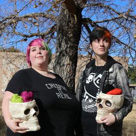 Halloween Bouquets