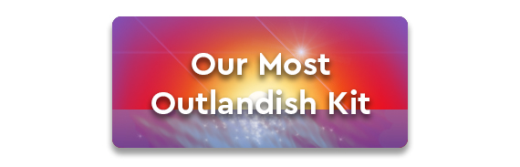 Our Newest Outlandish Kit Button