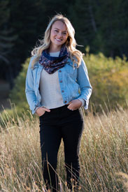 PassionKnits Woodhaven Cowl Kit