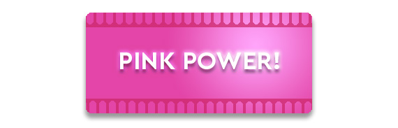 Pink Power Button