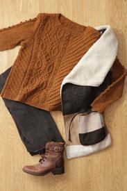Madelinetosh Pinyon Pullover Kit