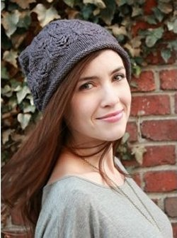 Plum Tree Slouch Hat