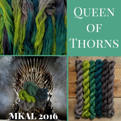 Queen of Thorns MKAL 2016