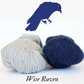 Wise Raven Wizard Scarf