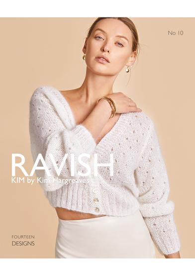 Rowan Kim Hargreaves Pattern Books Ravish