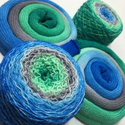 Unraveled Designs and Yarn - Regeneration