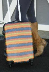 Win this Regia suitcase!