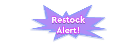 CTA: Restock Alert!
