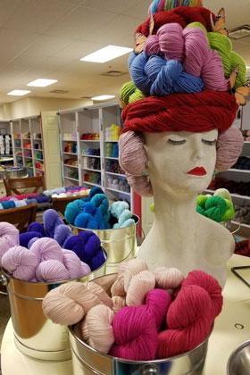 Jimmy Beans Wool retail