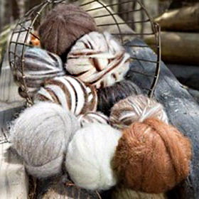 Long Island Yarn and Farm Roving