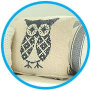 Rowan's Oswald Owl Pillow Project Log