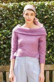 Rowan Janet Pullover Kit
