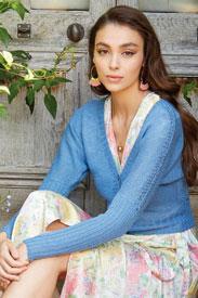 Rowan Melanie Cardigan Kit