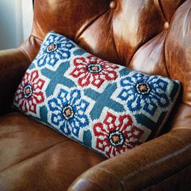 Rowan SoftYak DK Truls Cushion Kit