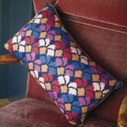Rowan SoftYak DK Vesla Cushion Kit