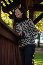 Amano Yarns Salkantay Sweater Kit