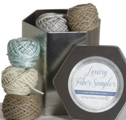Luxury Yarn Sampler
