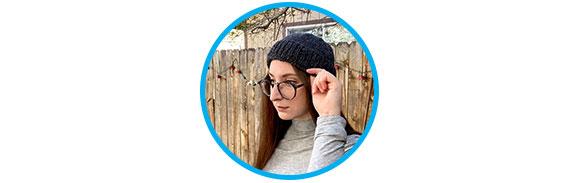 Sarah's Logger's Hat