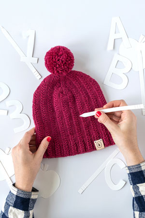 Year of Hats - September Free Pattern