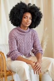 Universal Yarn Serra Pullover Kit