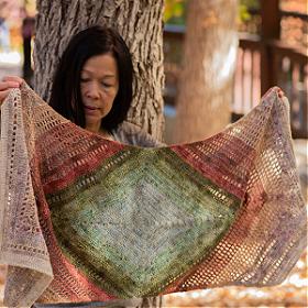 Shawl Club - Brittany Colorway - Crochet