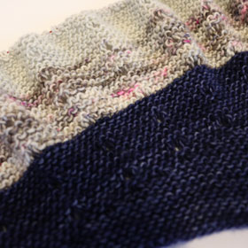Tosh Shawl Club Progress Photo