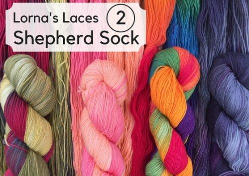 Lorna's Shepherd Sock