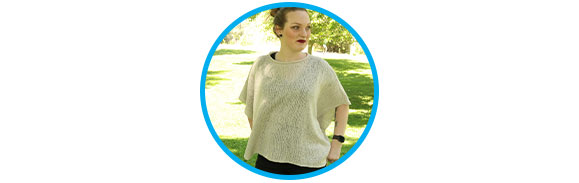 Shibui Knits Mitchell Poncho Project Log