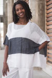 Madelinetosh Pashmina yarn Cousteau