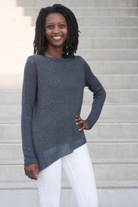 Shibui Knits Lantana Pullover Kit - Women's Pullovers