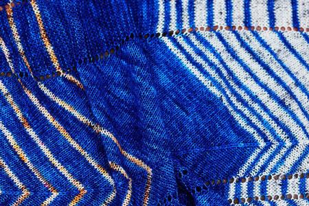 Shockwaves Wrap Free Pattern