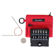 ChiaoGoo TWIST Red Lace Interchangeable Sets needles 2