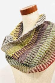 Sidestep Brioche Cowl Kit