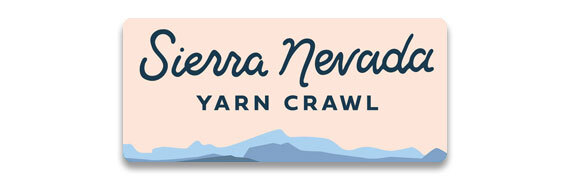 CTA: Sierra Nevada Yarn Crawl