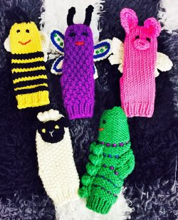 Super Cute Sock Puppets!