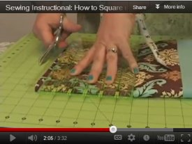 How To Square A Quilt