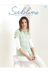 Sublime Books 716 - The Second Sublime Evie & Sublime Evie Prints Design Book
