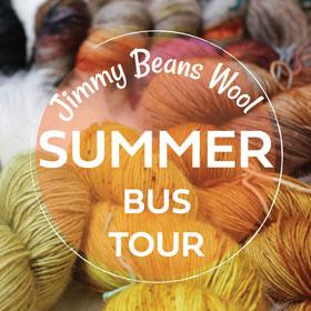 Jimmy Beans Overnight Bus Tour - Summer