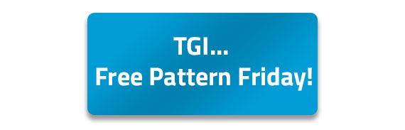 Free Pattern Friday Stay-Put Bookmarks