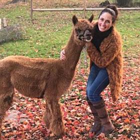 Tabbethia with Llama