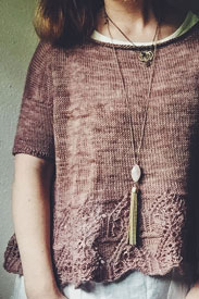 Urth Yarns Monokrom Tegna Pullover Kit