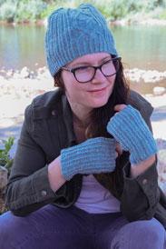 Long Island Yarn & Farm Terra Pines Kit