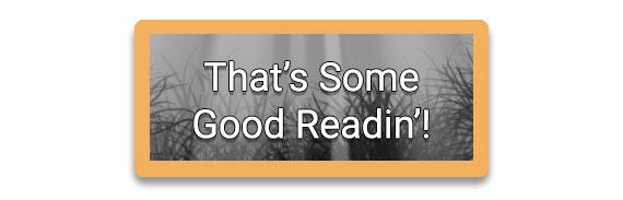 CTA: That's Some Good Readin'!