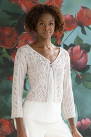 Sublime No. 17 Topiary Cardigan Kit
