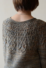 Madelinetosh Tosh Merino Light Etude Sweater Kit