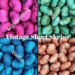 Tosh Vintage Short Skeins
