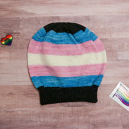 Jimmy Beans Wool Pride kits Inner Strength Slouch