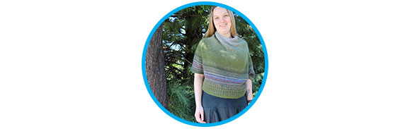 Trendsetter's Cape Pullover and Cowl