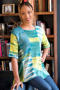 Trendsetter Vertical Stripe Side Swing Pullover Kit